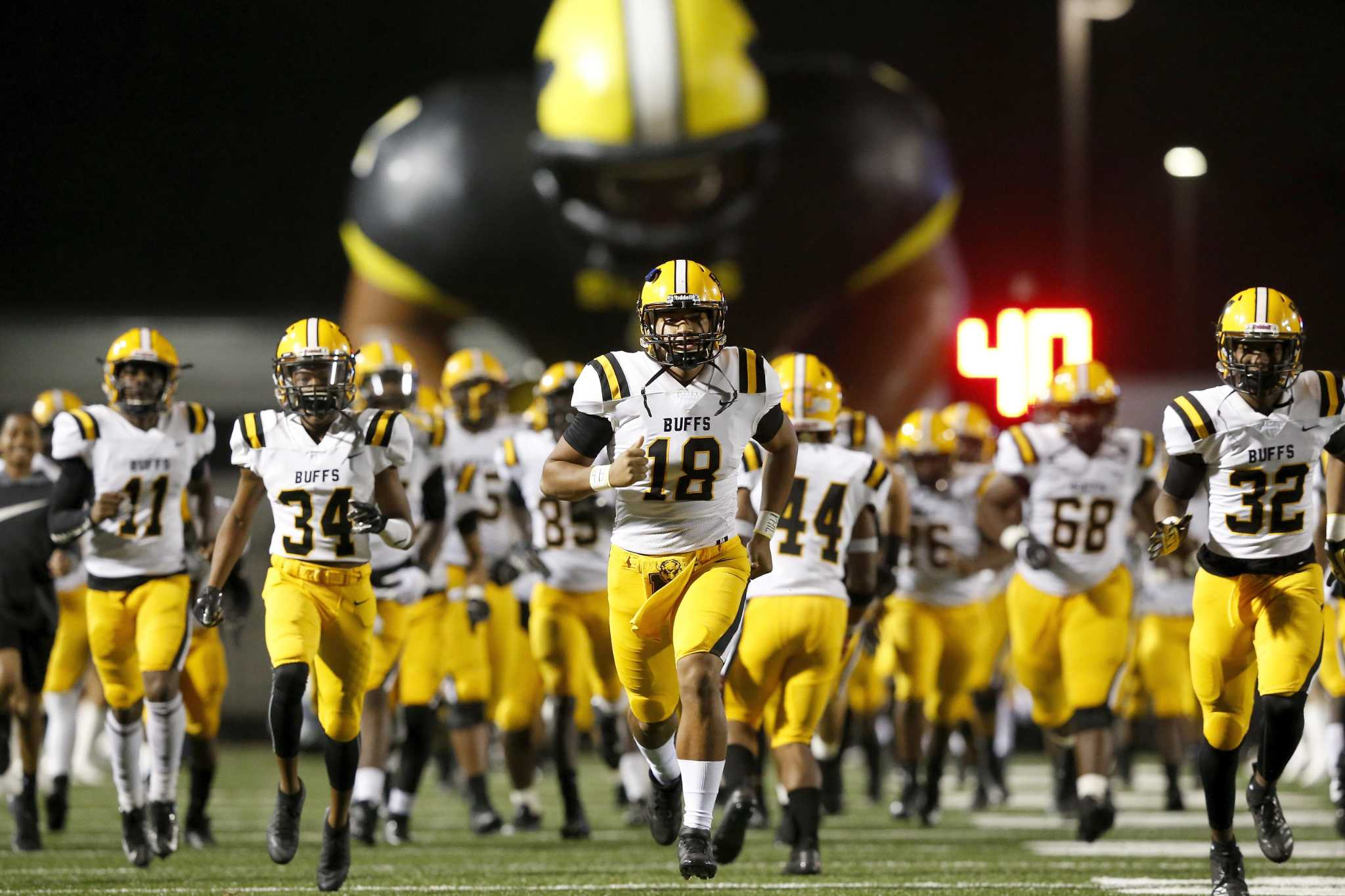Image result for fort bend marshall football playoffs