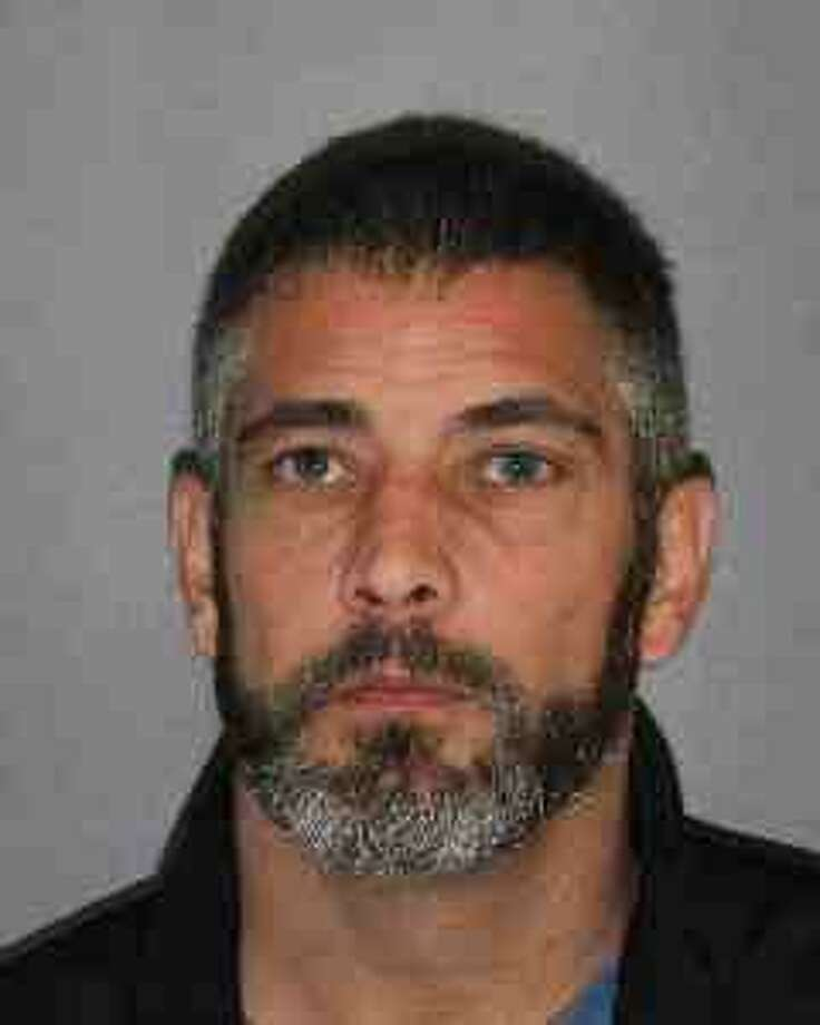 Stephen Miller, of Gansevoort, was arrested Sunday for abortion, a felony, and a misdemeanor for reckless endangerment, the Saratoga County Sheriff's Office said. Photo: Saratoga County Sheriff's Office
