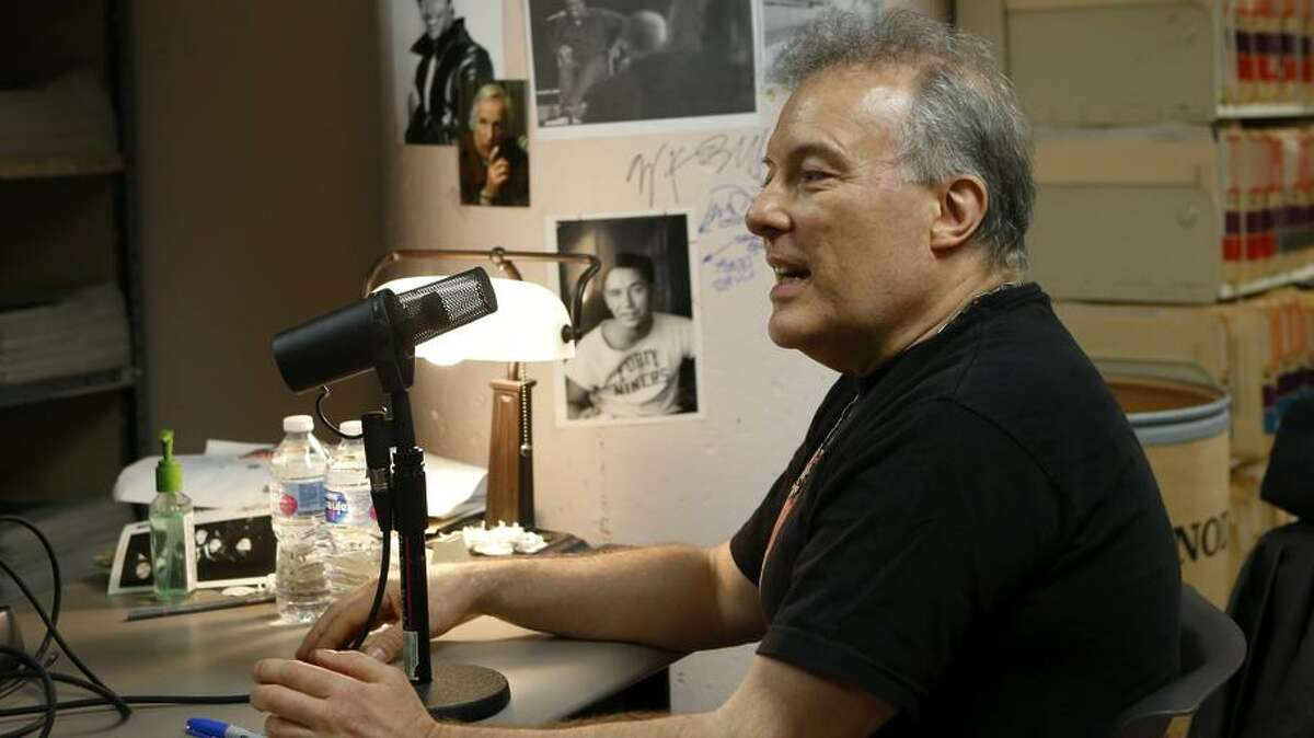 Jello Biafra spoke on The Big Event podcast at the San Francisco Chronicle on Monday, June 11, 2018 in San Francisco, Calif. He is celebrating his 60th birthday with a Great American Music Hall show on Sunday.