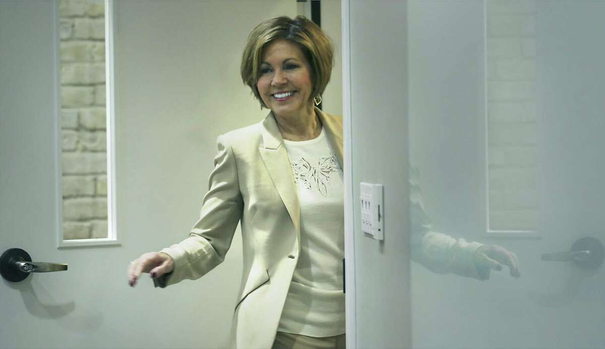 San Antonio City Manager Sheryl Sculley announced her resignation in November.
