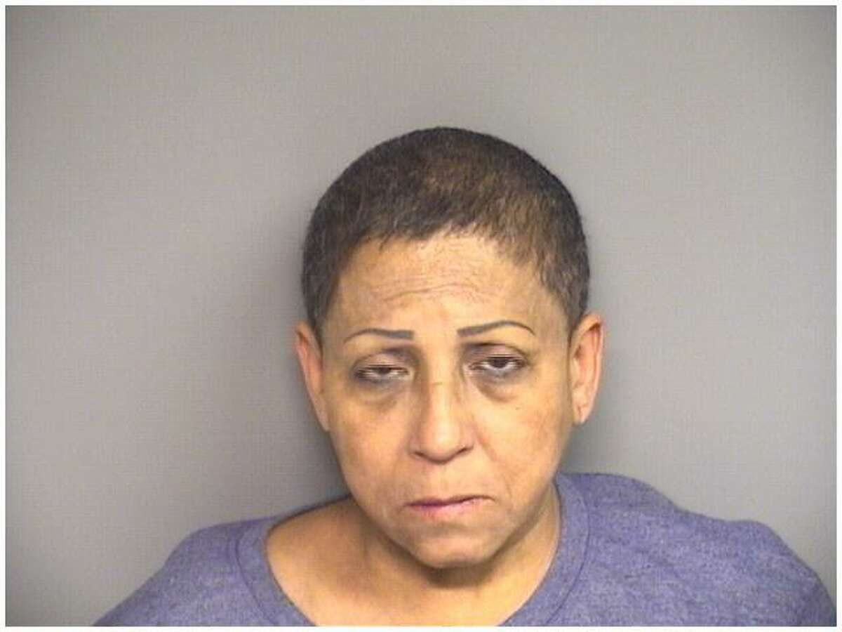 Mercedes Collazo Martinez, 60, was charged by police with cruelty to persons for not calling an ambulance in time to save her daughter-in-law's life. Iris Lopez, 36, died at Stamford Hospital on Tuesday.