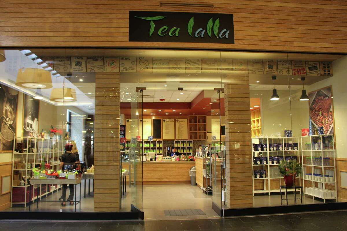 Tumbull-based Tealalla has been serving customers out of Westfield Trumbull Mall since September.