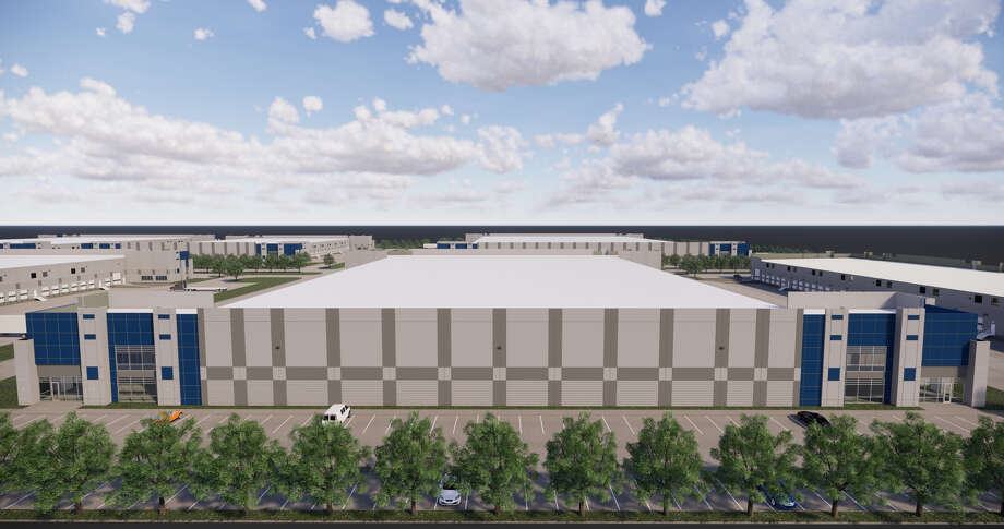 Logistics Property Co. announced plans to develop CityPark Logistics Center, a 97-acre project near the northwest corner of Beltway 8 and U.S. 90 in Missouri City. Photo: Logistics Property Co.