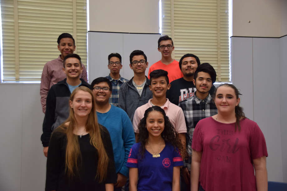 Students earning All-Region Performance Honors:
