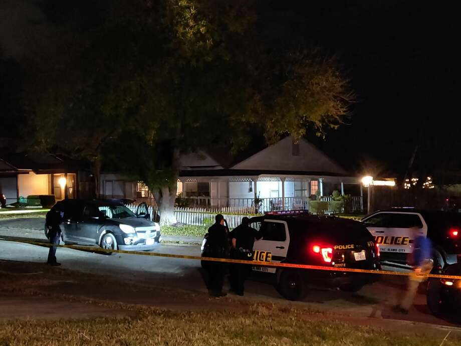 A teenager was shot Monday, Dec. 3 by a back seat passenger when she was driving on the Northeast Side. Photo: Jacob Beltran For MySA.com