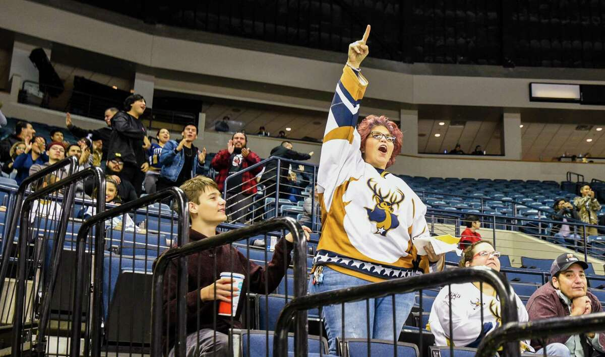 Bucks fans turned out in droves for their only home game of the season on Nov. 9, but unless things change quickly, that might be the only time Laredo gets to see its hockey team. And a complete absence of communication has been a significant league's issue all season.