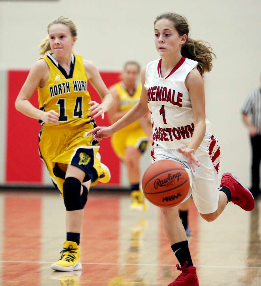 North Huron 36, Owen-Gage 30 Photo: Mike Gallagher/Huron Daily Tribune