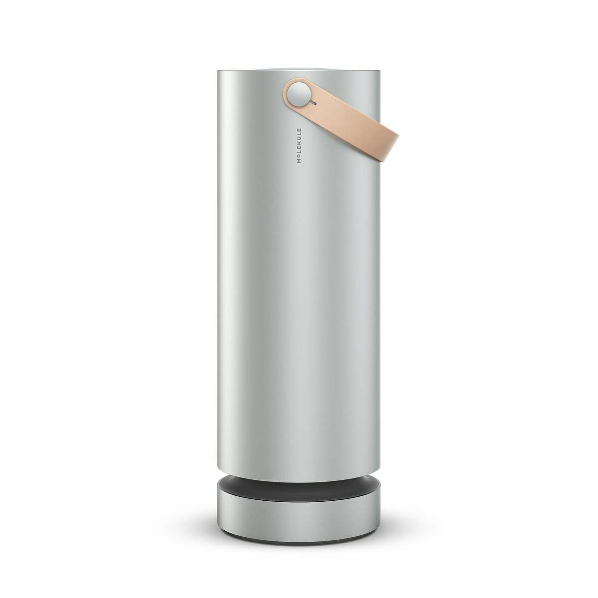 Molekule's air purifier ($799, not including air filter subscription) uses nanotechnology at the molecular level to eliminate airborne allergens, mold, bacteria, viruses, and volatile organic compounds (VOCs).