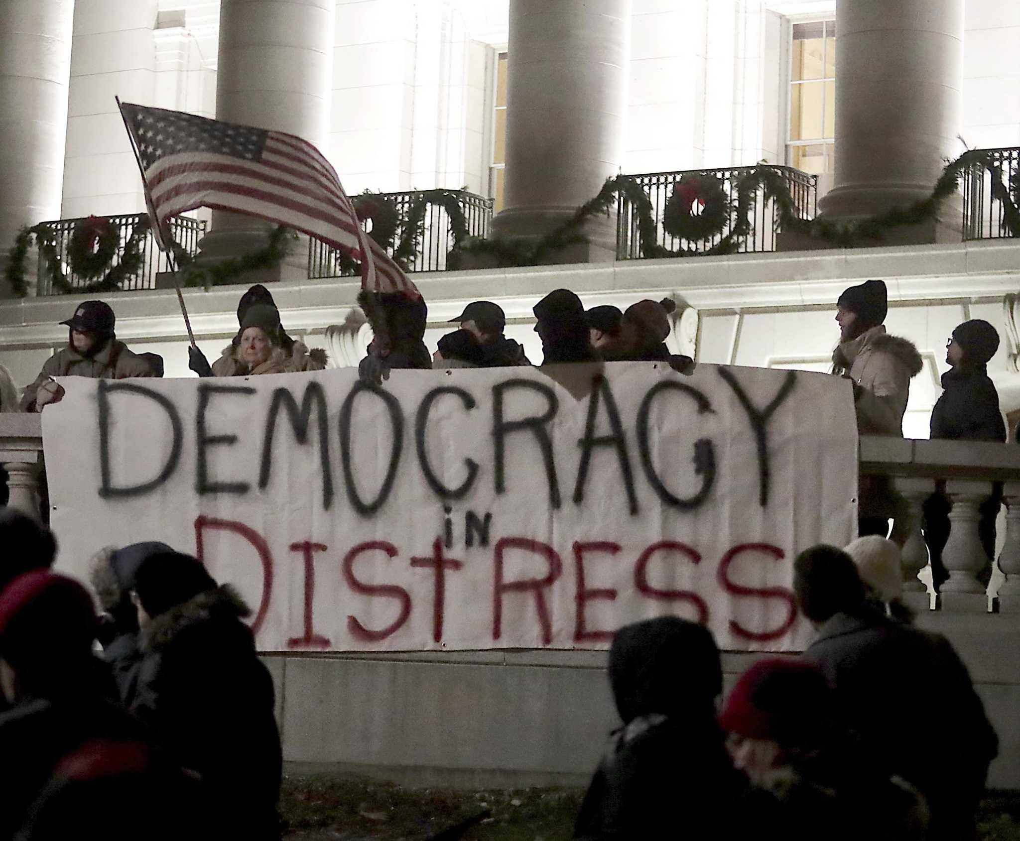 Republican sore losers are a danger to democracy [Opinion]