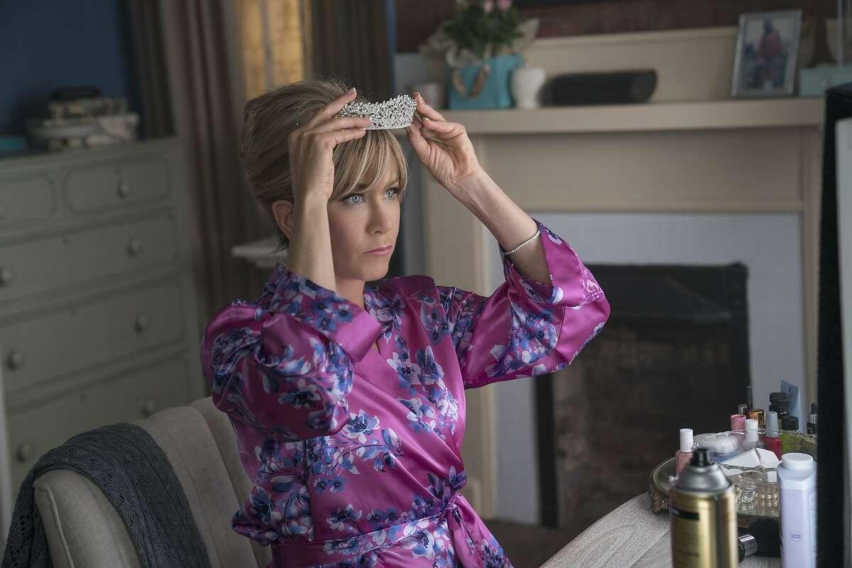 """Jennifer Aniston in """"Dumplin'."""""""