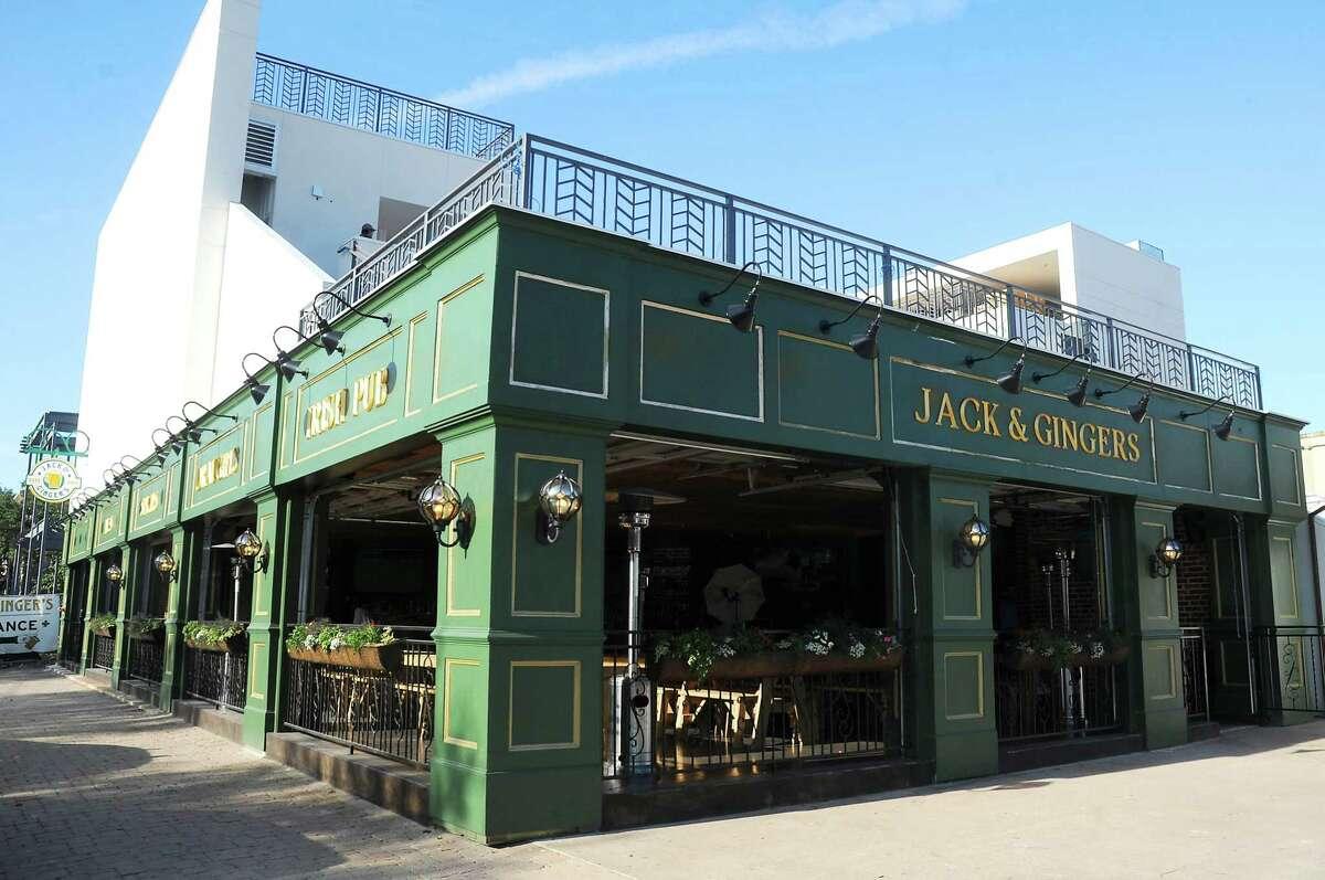 Jack & Ginger's Irish Pub at 2416 Brazos in Midtown.