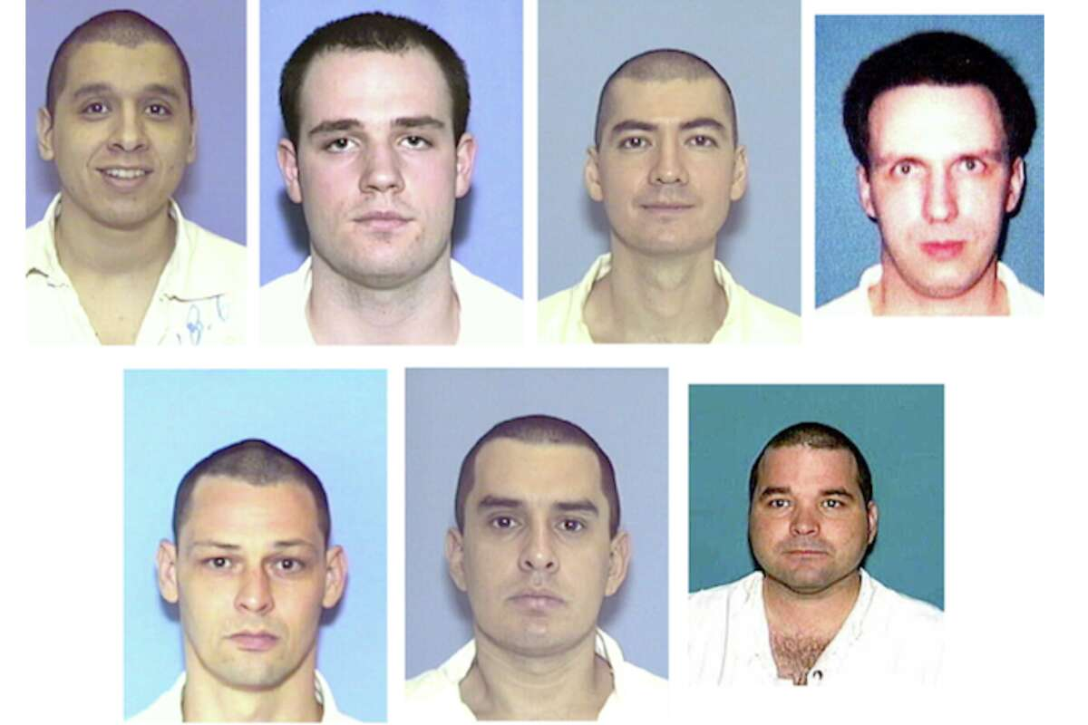 The Texas Seven This moniker refers to a group of prisoners who escaped from the John B. Connally Unit near Kenedy, Texas, in 2000. Roughly a month later, they were captured thanks to the show