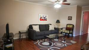 4727 W. Alabama, #111  (Afton Oaks / River Oaks Area)   First up, check out this 650-square-foot one-bedroom, one-bathroom apartment that's listed for $1,700/month.