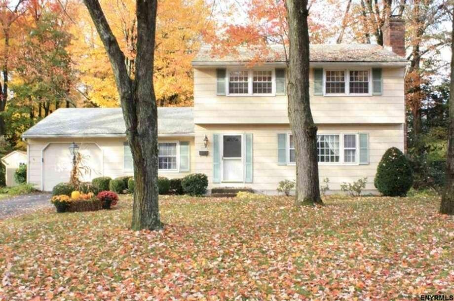 $259,000. 77 Berwick Rd., Bethlehem, NY, 12054. View listing. Photo: MLS