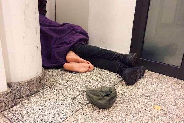 homelessness, homeless stock photo, homeless couple