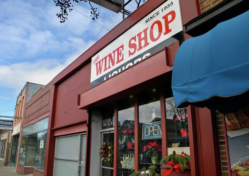 The Wine Shop on New Scotland Avenue Tuesday Dec. 4, 2018 in Albany, NY. The Wine Shop is celebrating its 85th anniversary, opening the day Prohibition ended on Dec. 5, 1933. (John Carl D'Annibale/Times Union)