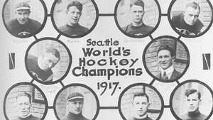 The Seattle Metropolitans won the Stanley Cup in 1917, and may have won it again in 1919 if the championship hadn't been canceled due to the Spanish flu epidemic.