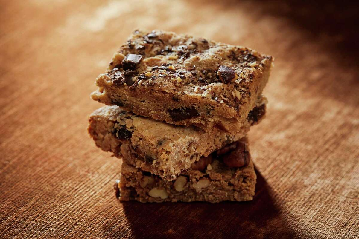 Endlessly Adaptable Cookie Bars.