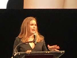 Amy Adams accepted SFFilm award for acting at gala