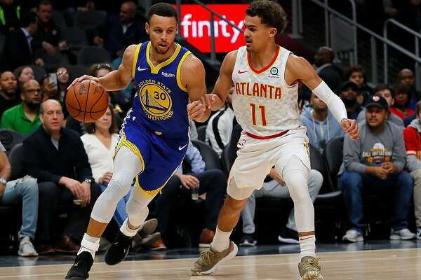 64076adedde4 How Warriors  Stephen Curry influences the NBA s next generation -  SFChronicle.com