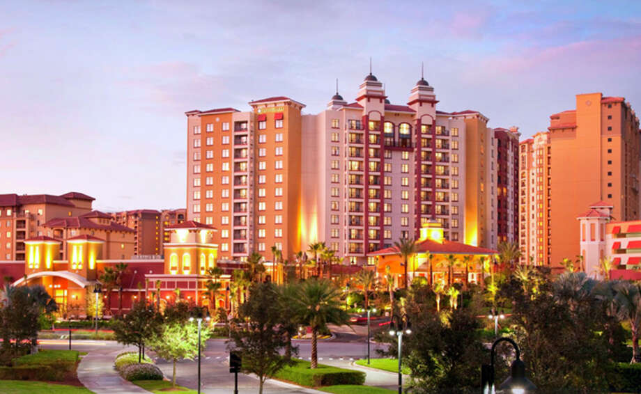 The Wyndham Grand Resort in Orlando. Photo: Wyndham Hotels & Resorts