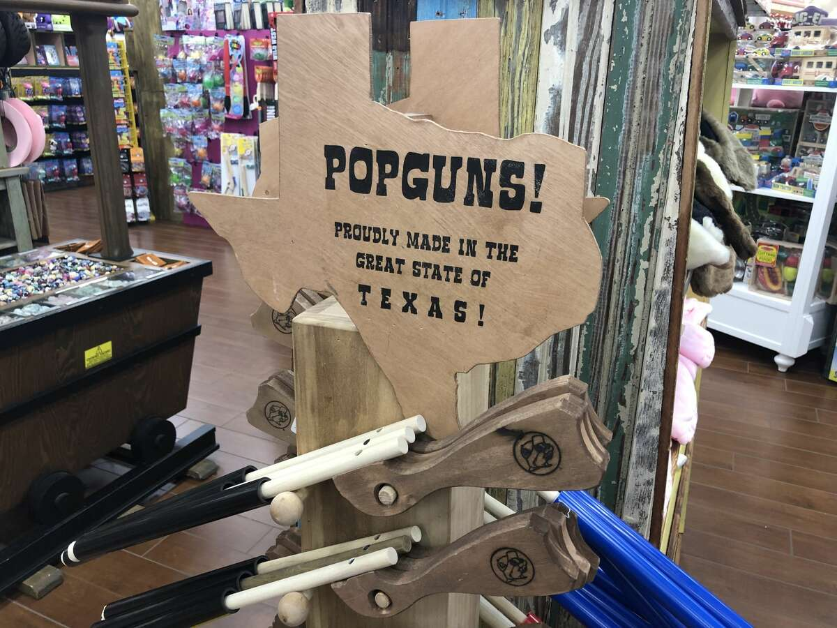 In Texas popguns are still legal. For now.