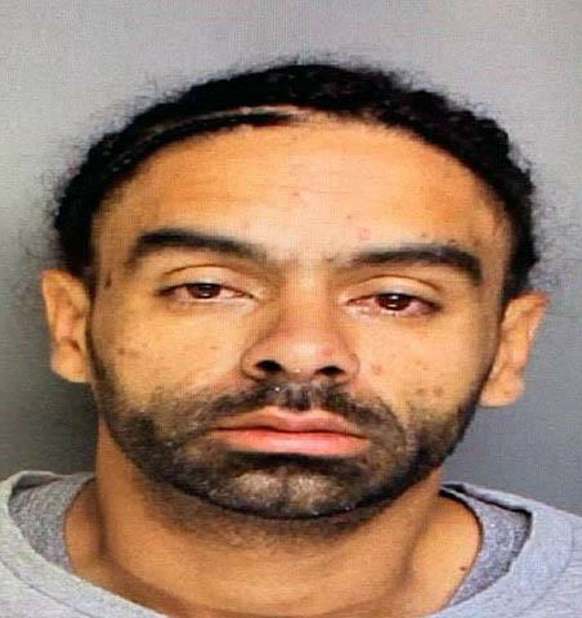 Bridgeport, Conn., police provided this photo of Infinite Seven, a person of interest in the Dec. 1, 2018, Toys for Tots theft.