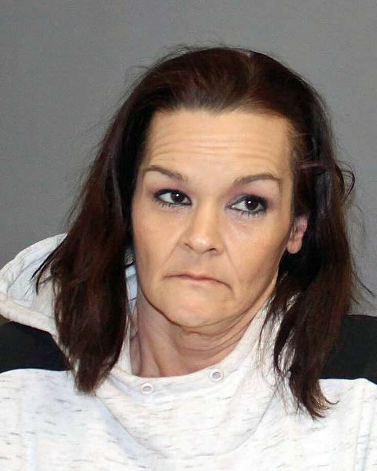 Kelly Savage, 39, of Southington, Conn., was charged with second degree larceny. Photo: Contributed Photo / Shelton Police Department / Contributed Photo / Connecticut Post Contributed