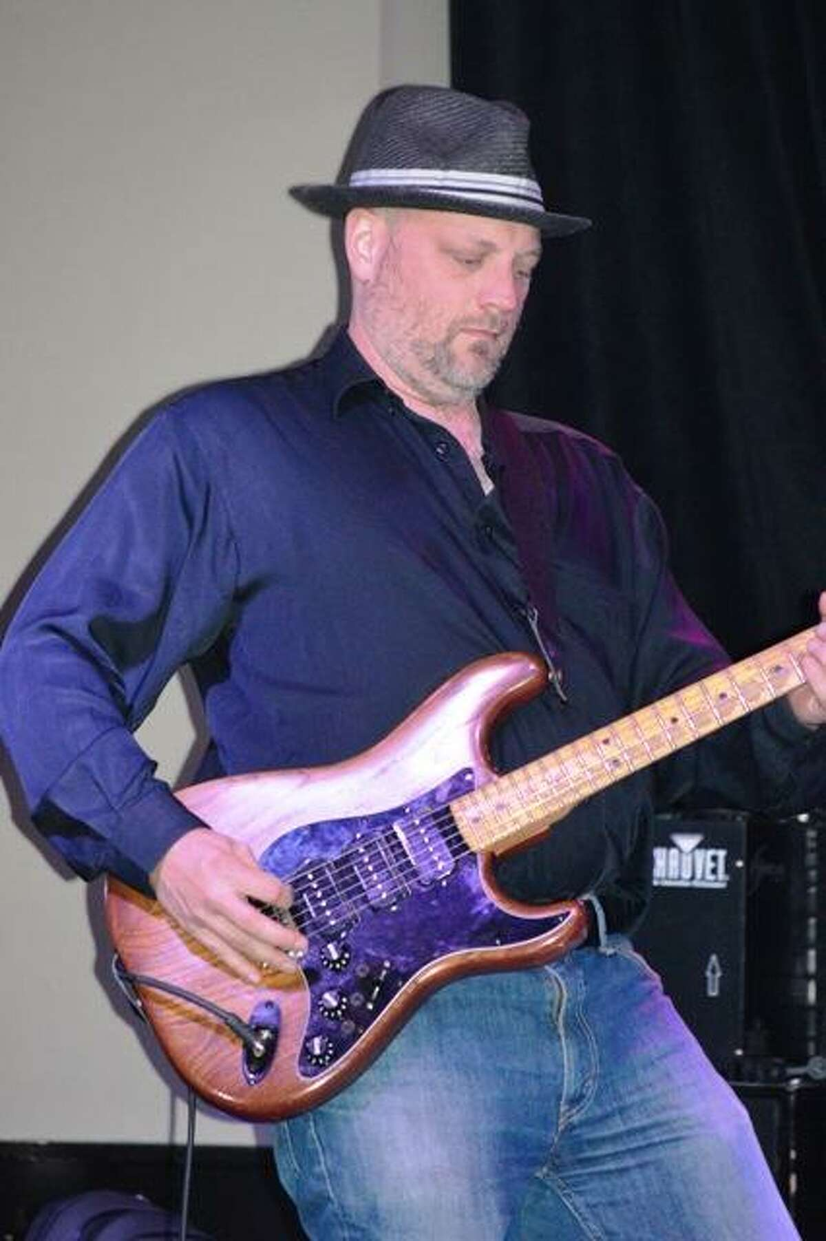 The Norwich Arts Center?'s Blues on Broadway presents Petey Hop & Friends this weekend.