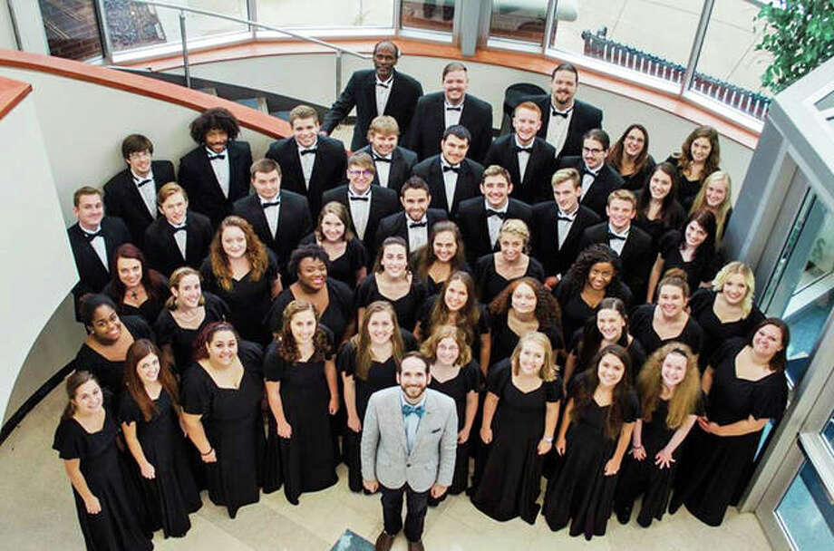 The Missouri Baptist University Chamber Singers. Photo: For The Telegraph