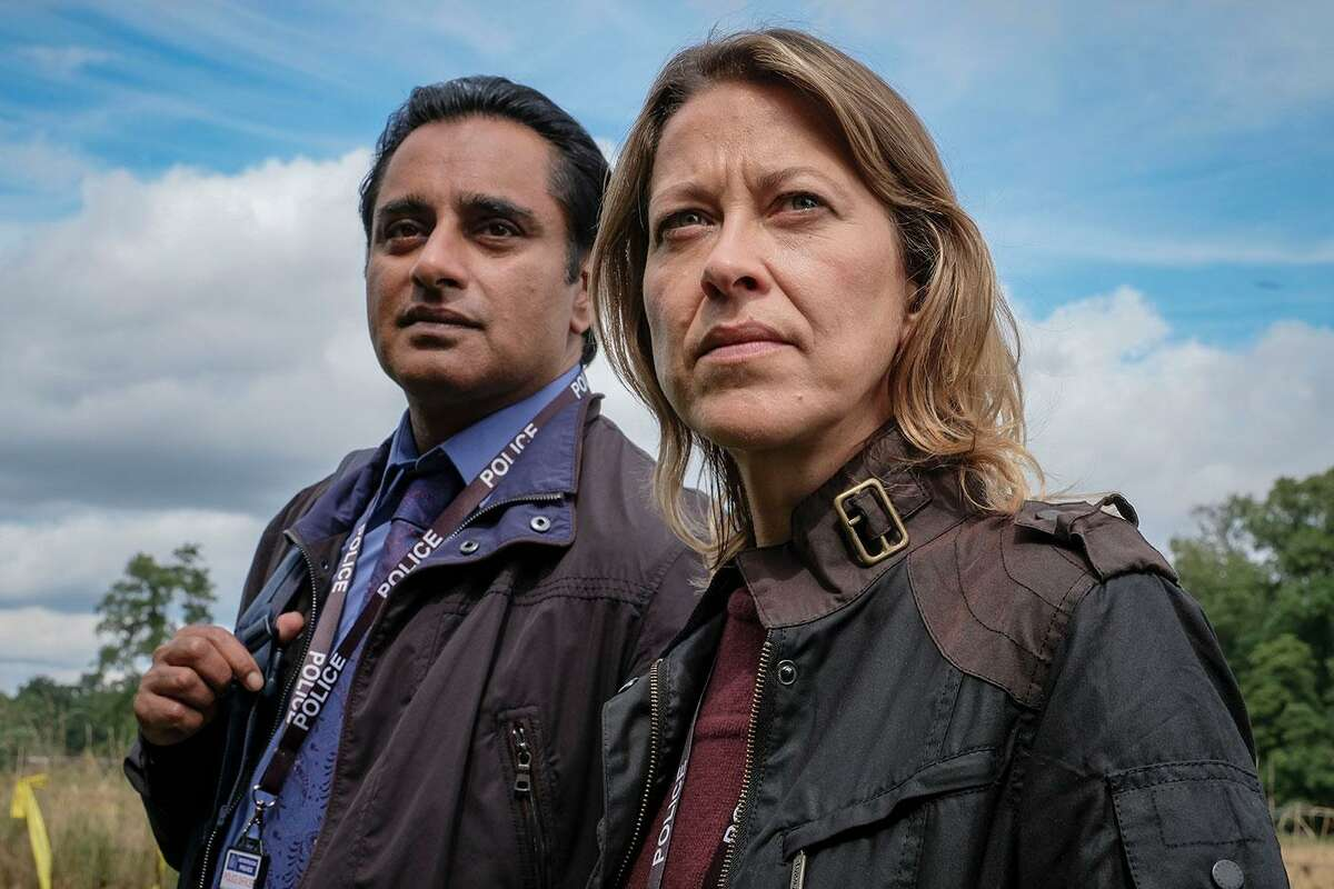 13. UNFORGOTTEN ITV Binge-able British crime procedurals are a dime a dozen - not to say they aren't all enjoyable in their way - but