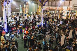 The San Francisco Beer Week Opening Gala.