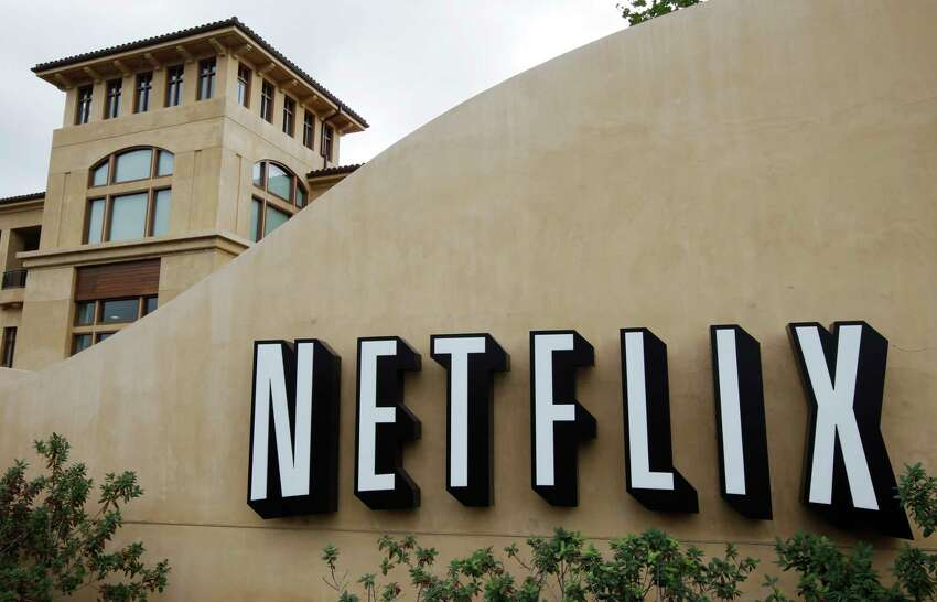 FILE - This Oct. 11, 2011 file photo, shows the exterior of Netflix headquarters in Los Gatos, Calif. Netflix will still be there for fans of the old TV series