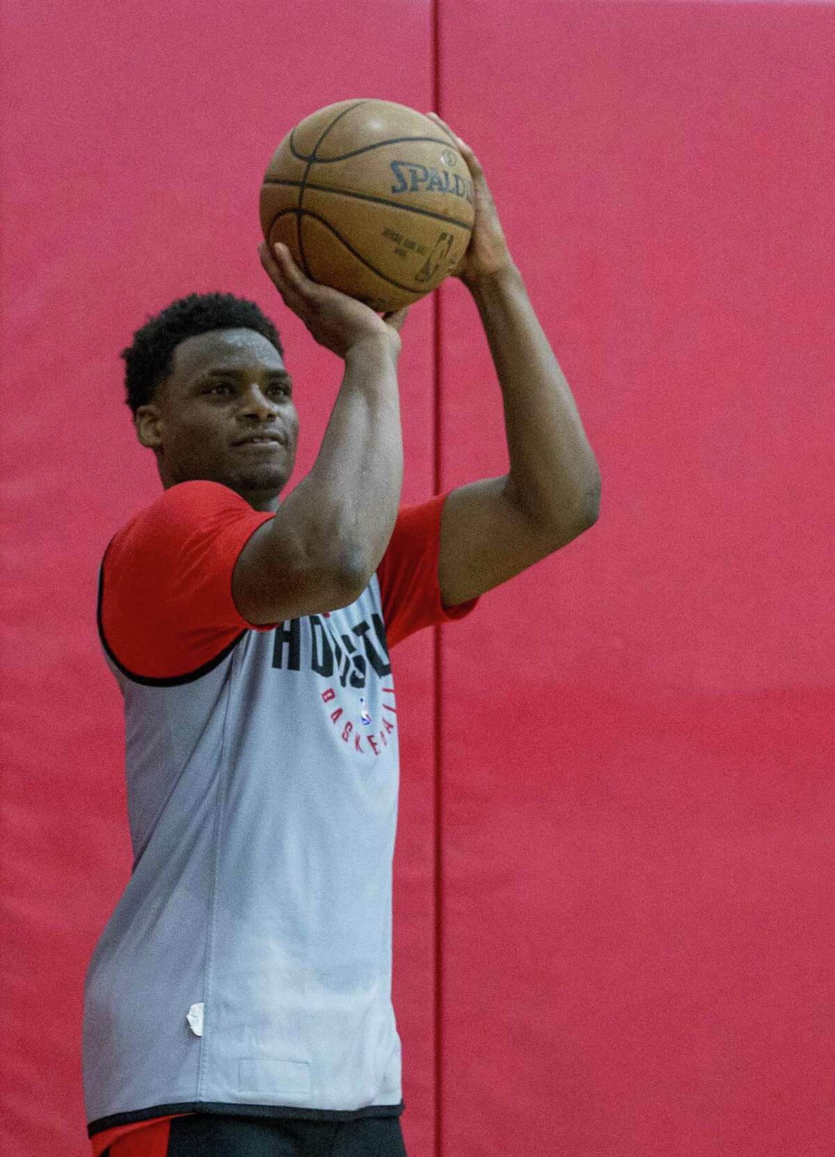 Danuel House Jr., who played collegiately at UH and Texas A&M, found his stay with Rockets short-lived.