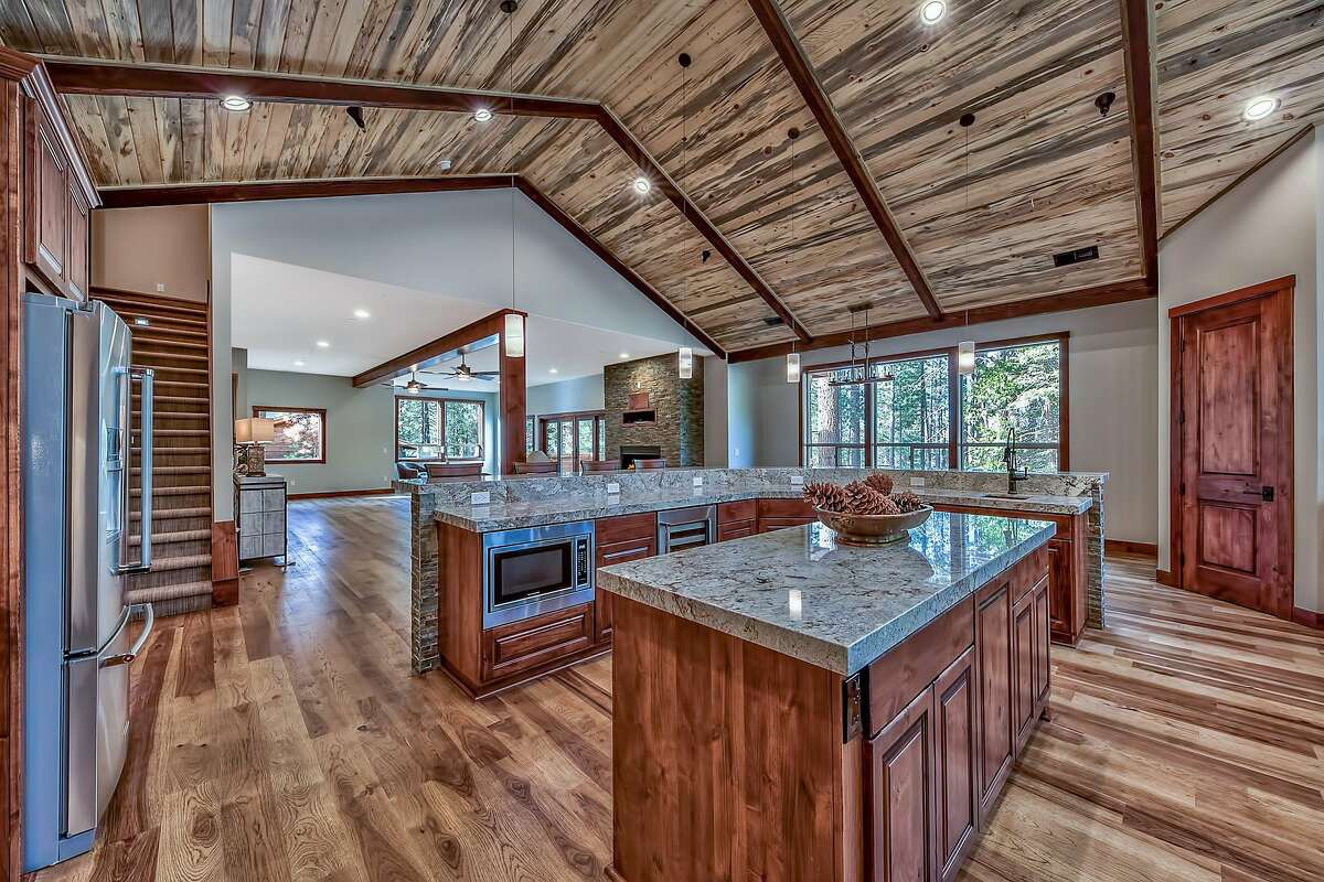 A home at 3717 Regina in South Lake Tahoe built as a vacation rental near the base of Heavenly Ski Resort will no longer be eligible for short-term rentals after the passage of Measure T.