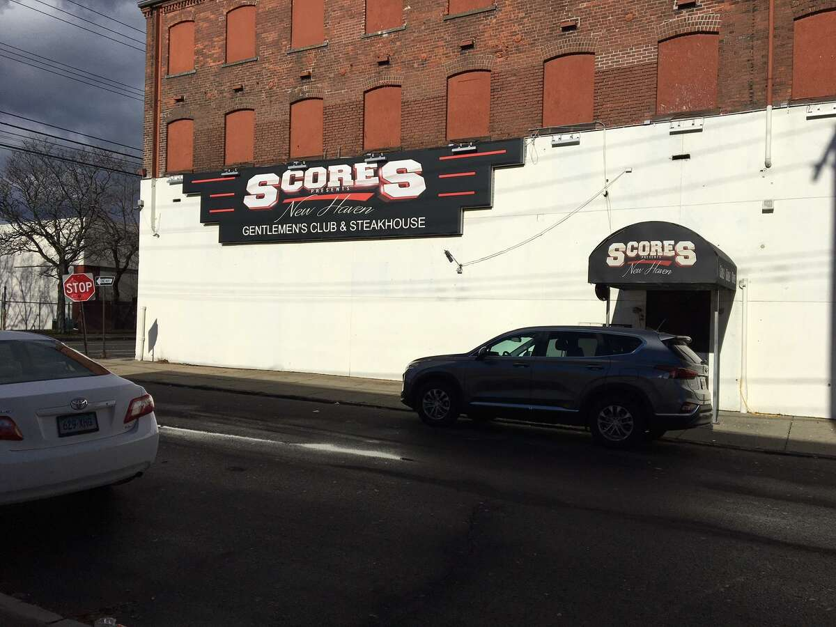 Scores at 85 St. John St. in New Haven.