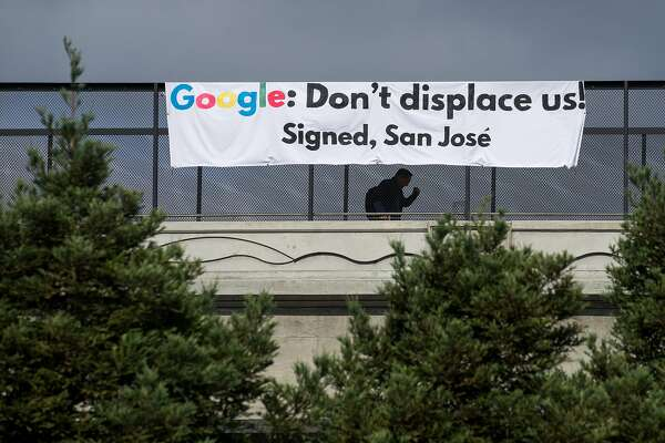 Google's San Jose megaplan: Up to 25,000 new jobs, 5,000 homes