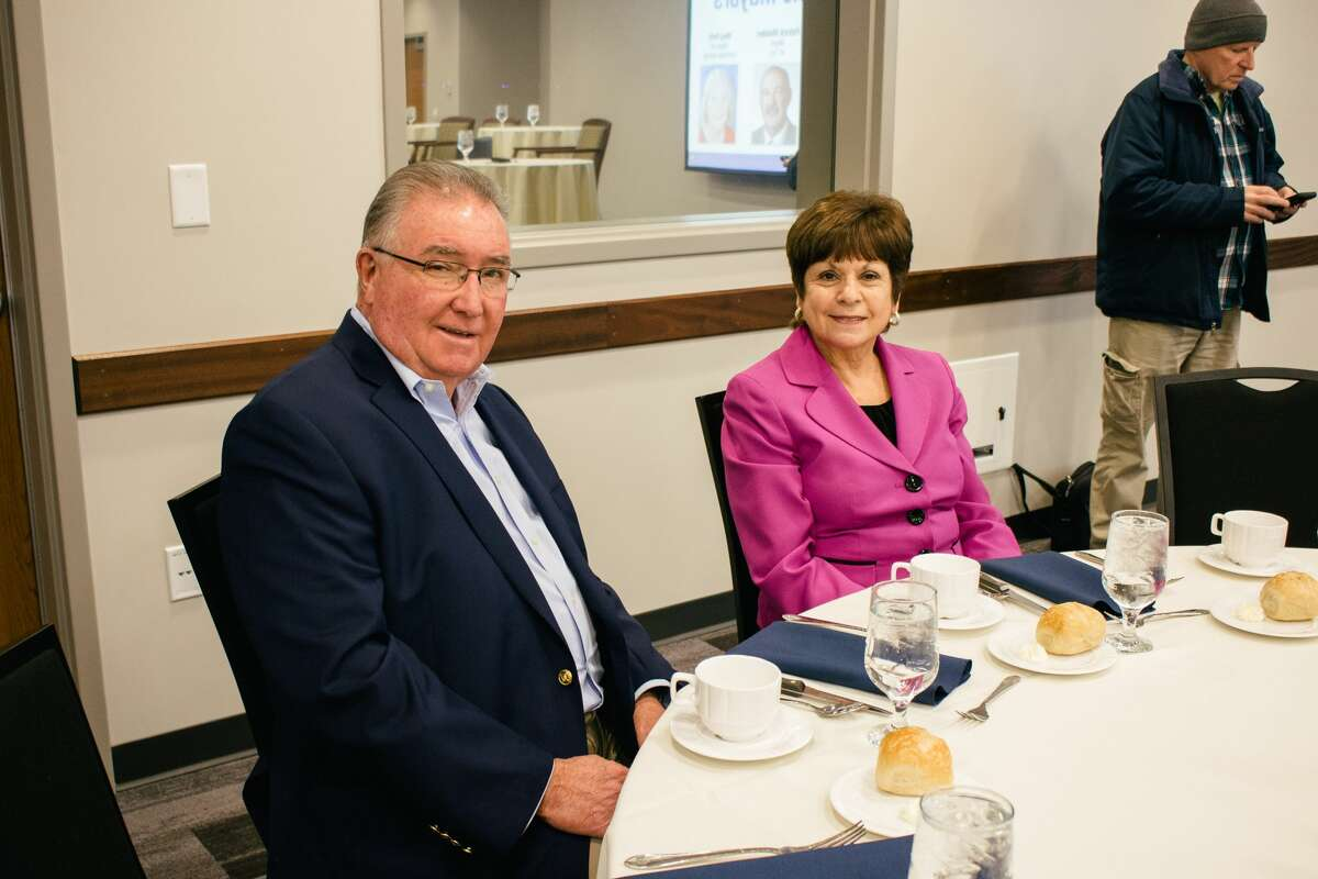 Were you Seen at the Ingrid Stine-sponsored Leadership Luncheon