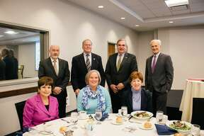 """Were you Seen at the Ingrid Stine-sponsored Leadership Luncheon """"The Meeting of the Mayors"""" at the Hearst Media Center on Dec. 3, 2018, featuring Albany Mayor Kathy Sheehan, Saratoga Springs Mayor Meg Kelly, Schenectady Mayor Gary McCarthy and Troy Mayor Patrick Madden?"""