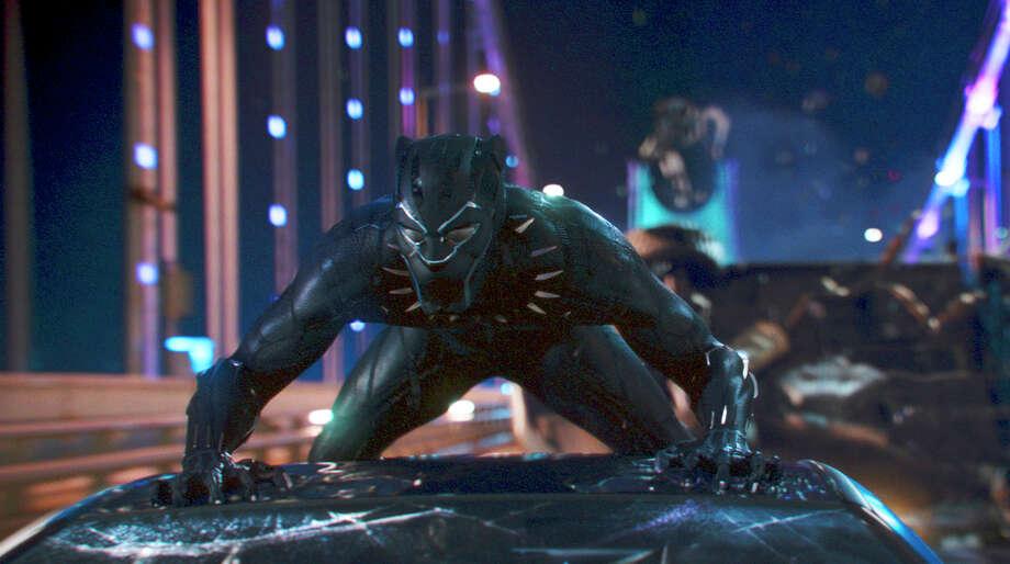 "2019 Golden Globe nomineesBest Motion Picture - Drama ""Black Panther"" Photo: Matt Kennedy / null"