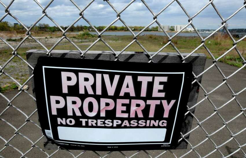 This Water Street property in West Haven is one of tens of thousands identified by the state as contaminated.