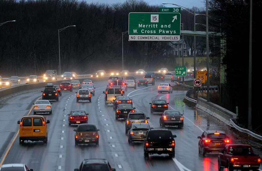 I-95 Total accidents in 2018: 337Total accidents in 2017: 318 Source: UConn Connecticut Crash Data Repository