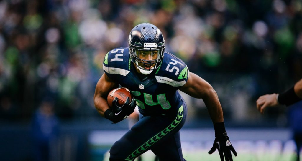 Report: Seahawks LB Bobby Wagner ranked third best player in NFL