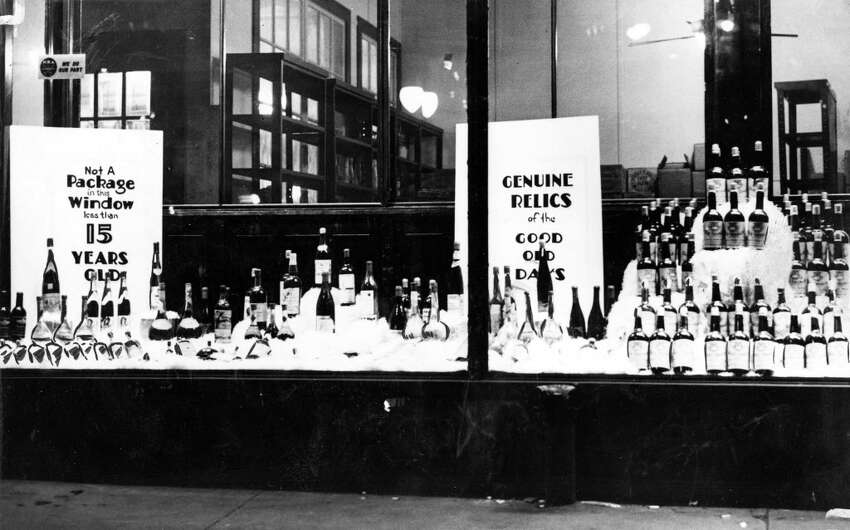 Click through the slideshow for photos from life in and around the Capital Region during Prohibition. Taken December 11, 1933. (Times Union Archive)
