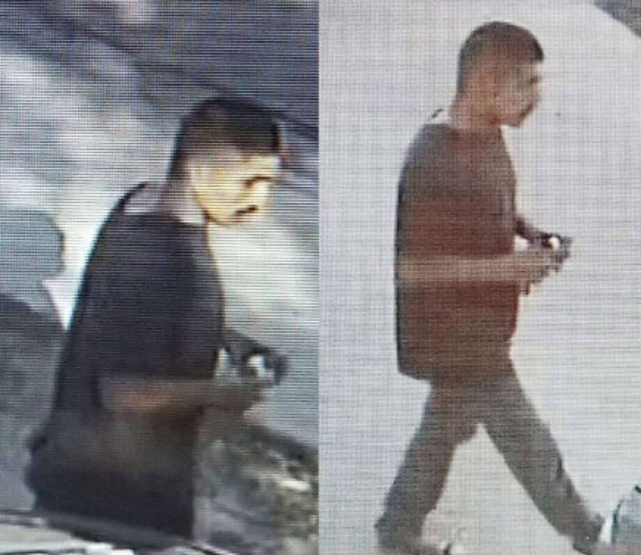 Laredo police said this man is wanted for robbing a local cellphone store at gunpoint. The incident occurred Sunday afternoon at Metro PCS on 319 E. Saunders St. Photo: Courtesy Laredo Police Department