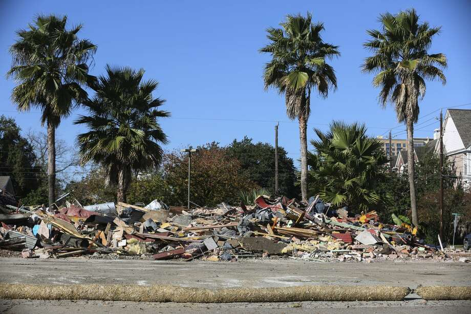 PHOTOS: Montrose Tex-Mex spot demolished for apartments