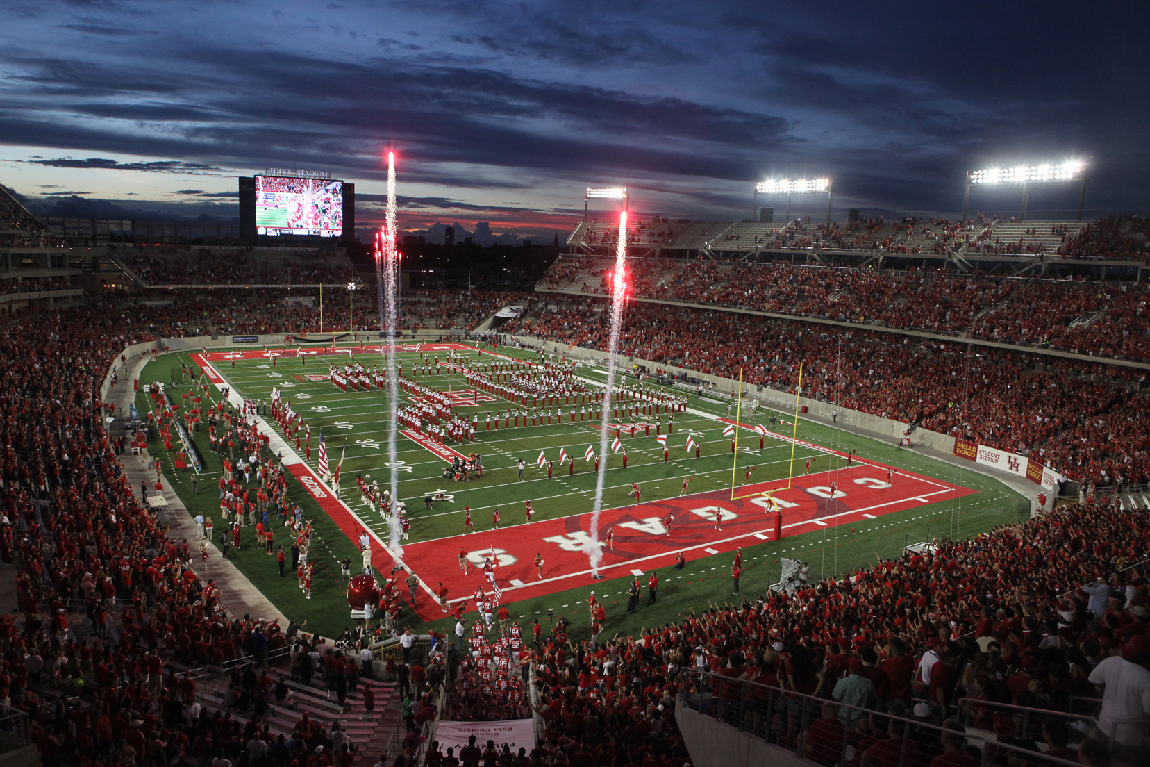 Tdecu Stadium To Be Home Field For Houston S Xfl Team