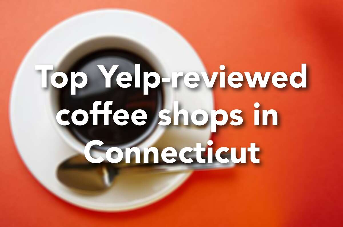 Click through the slideshow to see just a few of the Connecticut's top Yelp-reviewed coffee shops.