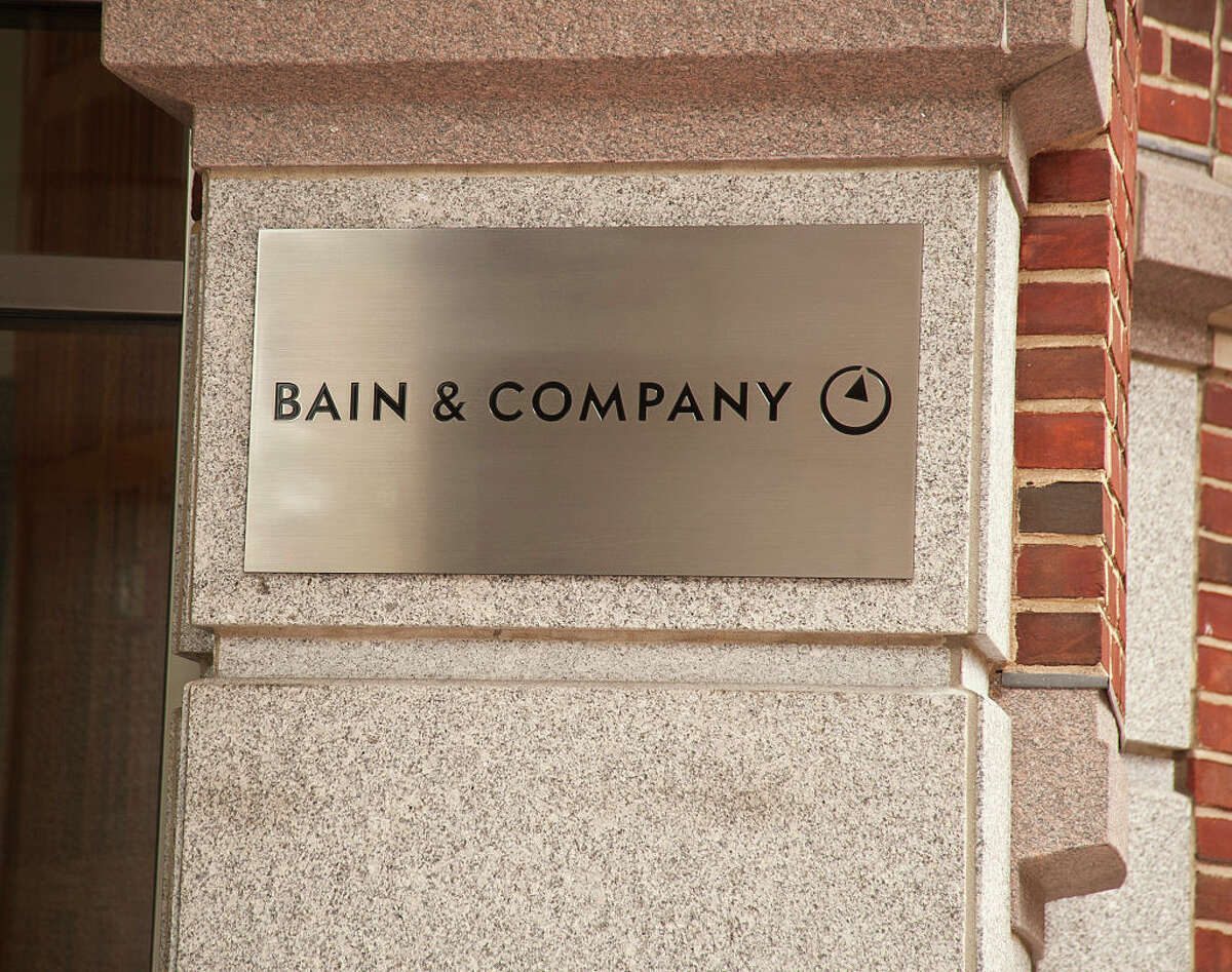 """1) Bain & Company """"Bain really lives and breathes its values. I feel both challenged yet supported every single day, and truly feel that I am making an impact."""""""