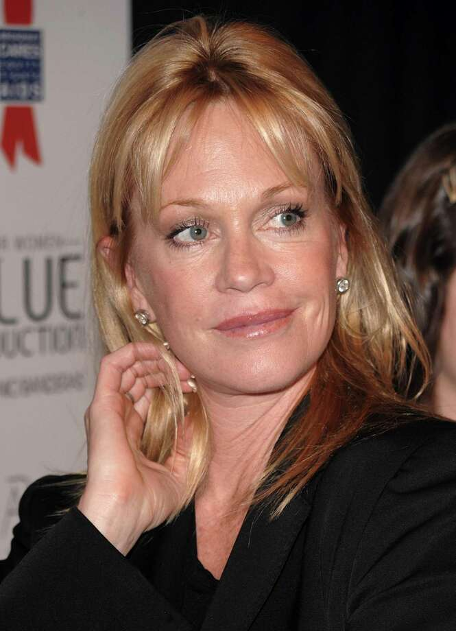 Melanie (Griffith) Photo: Peter Kramer, STR / ASSOCIATED PRESS / AP2008